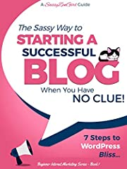 Blogging Success! STEP-BY-STEP: A Proven, Easy-to-Follow System: How to Start a Blog from Scratch (Blogging with WordPress for Beginners)You have thought about starting a blog, but always put it off, because tech stuff really scares you?You o...