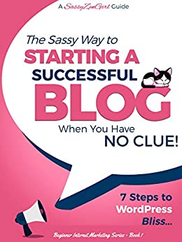 BLOG Starting Successful Blog when ebook product image
