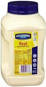 Hellmann's Real Mayonnaise, 2.4 kg, Real