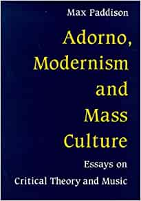 essays in music adorno