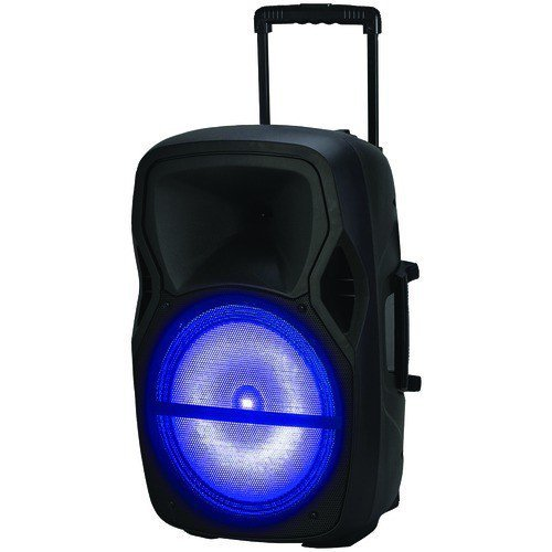 NAXA Electronics NDS-1503 Wireless 15-Inch Pro PA/DJ Spea...