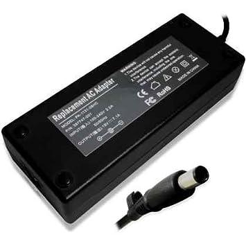 CARGADOR PORTATIL COM HP 19V 7.1A 135W 7.4X5.0: Amazon.es ...