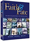 Faith and Fate, Berel Wein, 1578195934