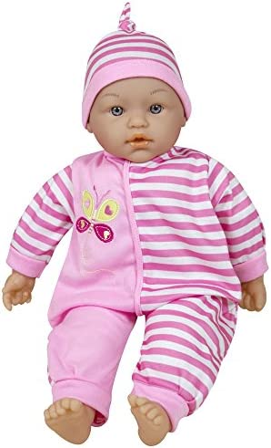 Lissi Doll 51500 Soft Plush 15″ Talking Baby, Pink – The Super Cheap