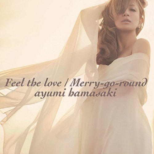 Amazon.co.jp 浜崎あゆみ  Feel the love / Merry,go,round (CD+DVD) , ミュージック