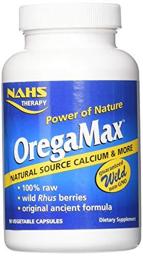 North American Herb Spice Oregamax, 90 Capsules