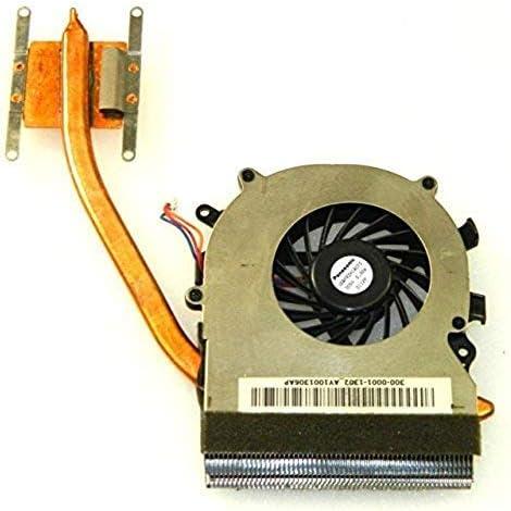 wangpeng New CPU Cooling Fan with Heatsink for Sony Vaio VPCEA VPCEB VPC-EA VPC-EB Series