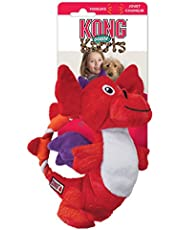 Kong Flamingo 518549 Dragon Knots Medium/Large (Assorted Colours)