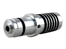 Apexel Aluminum 14x Optical Zoom Telescope/Telephoto Lens with Mini Tripod/Back Case for Apple iPhone 4/4S