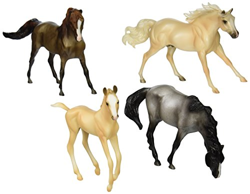 Breyer Classics Cloud's Encore Gift Set Horse Toy Model