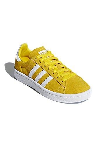 adidas Campus, Zapatillas Unisex Niños Amarillo (Amaril/Ftwbla/Ftwbla 000)