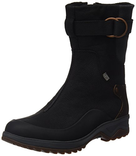 Waterproof Waterproof Merrell Mid Mid Nero Vera Eventyr Stivali Black Donna Polar aBBqIwf