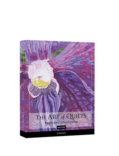 The Art of Quilts Postcard Collection--Nature