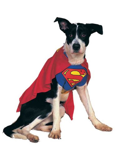 Superman Medium Pet Costume]()