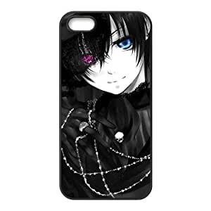 RMGT Black Butler Cell Phone Case for Iphone 6 plus 5.5