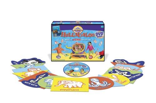 Cranium  Hullabaloo DVD Amazing Animal Adventure