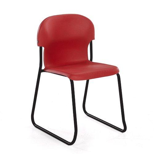 430â Salle De Red Assise Classe Avec Chaise 2040 Metalliform Skid Bk SAj35Rqc4L