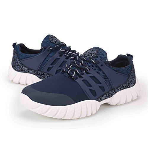 Chaussures Pour Bleu Sport de Pour GOMNEAR de Chaussures Chaussures Course Homme de Hommes Course 4BS48pYqxw