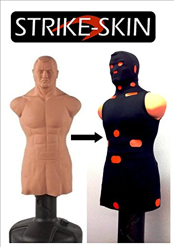 Strike-Skin Self Defense Training Aide ***BOB Punching Bag NOT Included - Torso Skins