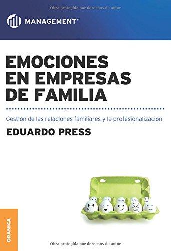 Emociones En Empresas de Familia (Spanish Edition) ebook