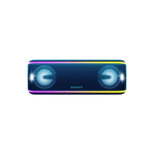 chollos oferta descuentos barato Sony SRSXB41L Altavoz portátil Bluetooth Extra Bass Modo Sonido Live Party Booster Luces de Fiesta llama
