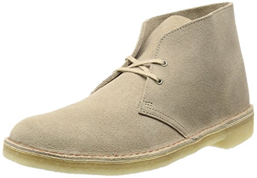 Boot para Botas Hombre Beige Clarks Desert Sand ZdAxaTqw