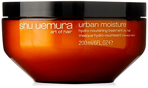 - Shu Uemura Urban Moisture Hydro-Nourishing Treatment for Unisex, 6 Ounce