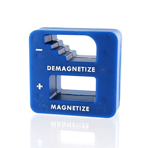 IIT 90262-Blue Magnetizer/Demagnetizer Tool - Blue