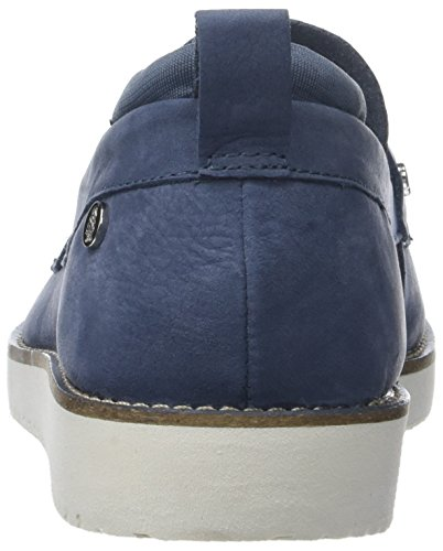 Azul Bleu Hush Mujer Mocasines Puppies Loafer xqYwYf