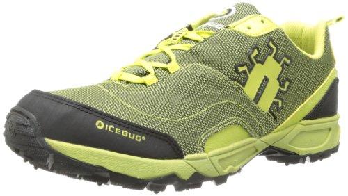 破壊ふさわしい拳IcebugメンズArdor OLXスタッズOff Trail Running Shoe