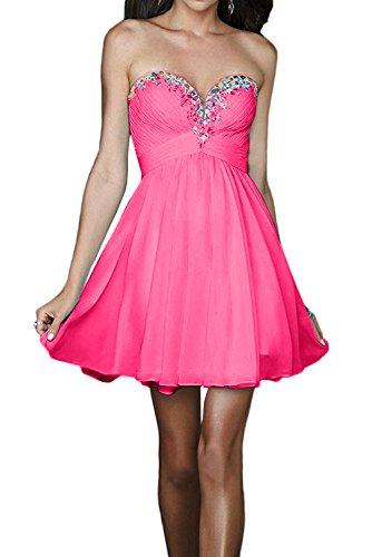TOSKANA BRAUT - Vestido - trapecio - para mujer rosa 52