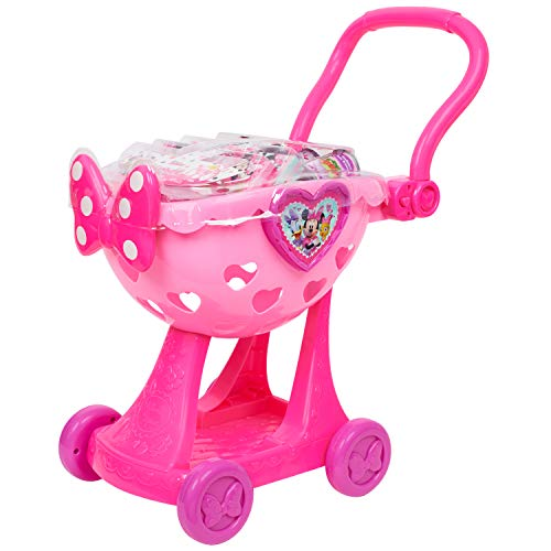 Minnie Happy Helpers Bowtique Shopping Cart