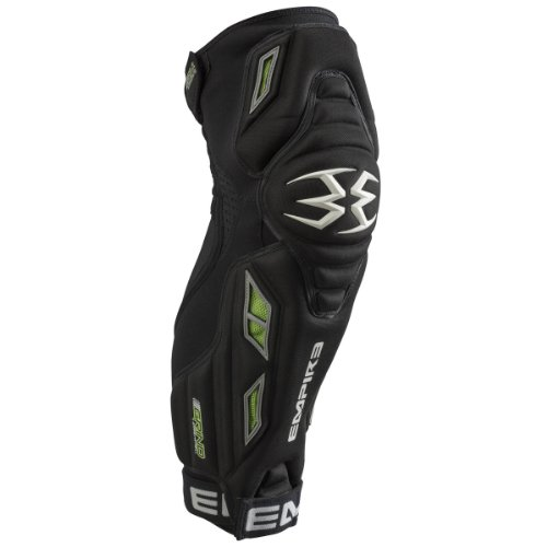 Empire THT Grind Paintball Knee & Shin Pads - Black - Small by Empire