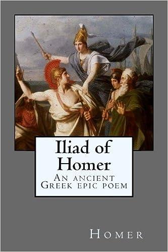 iliad epic poem