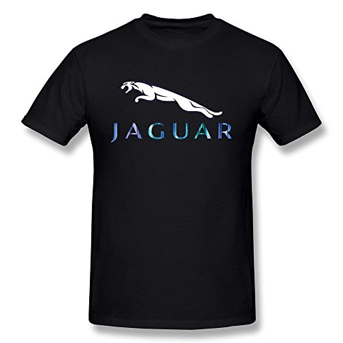 mens-jaguar-brand-fashion-t-shirt-m-black