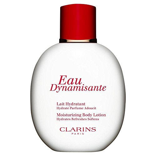 Clarins Eau Dynamisante Moisturizing Body Lotion - Pack of 6
