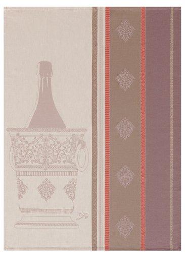 Le Jacquard Francais - antigua - paño de cocina - Bois de Rose (rosa)