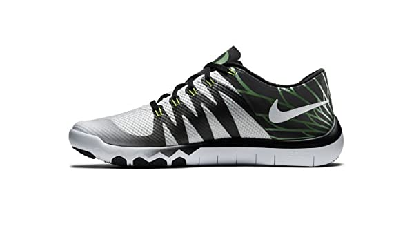 82f4037d26e1 ... Amazon.com Nike Free Trainer (Oregon Ducks) 5.0 V6 AMP Running Shoes ...