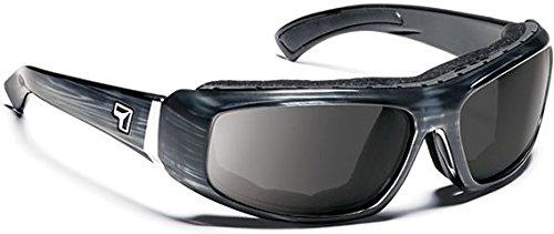 7 Eye Bali Sunglasses - 7eye Bali Resin Sunglasses,Gray Tortoise Frame/SharpView Gray Lens,one size