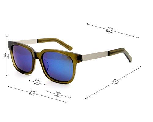 polarized design protective women shied sunglasses classic lens UV men tU5qxv5w