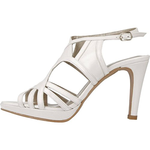10190 White Dress Women White Women Dress Sandals White Sandals Colour Model Brand JONI T71qvx1