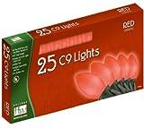 Noma #2924R-88 HW 25CT C9 RED Ceramic Set
