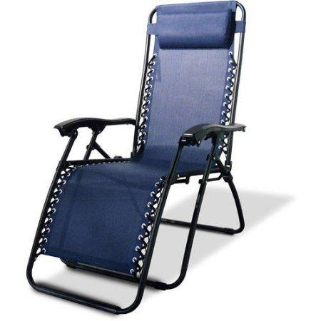 Caravan Sports Zero Gravity Chair (Blue)