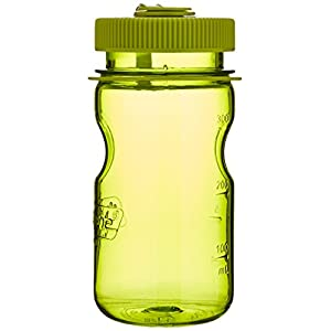 Nalgene Mini-Grip Bottle (Spring Green, 12-Ounce)