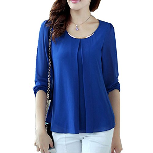 miss-sweety-women-new-plus-size-summer-style-candy-color-ruffles-long-sleeve-blouses-shirt-blue-l