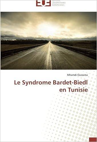 Téléchargement Le Syndrome Bardet-Biedl en Tunisie pdf