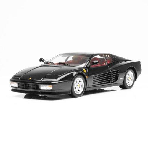 KYOSHO 1/18 Ferrari Testarossa 1989 Black 完成品 B0087MZW10