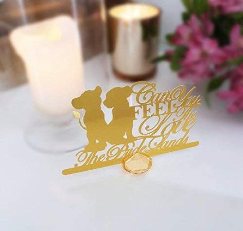 The Pride Lands Simba and Nala Centerpiece, Disney Inspired Wedding Centerpiece, The Lion King Wedding Decor, Party Photo Prop, Table -
