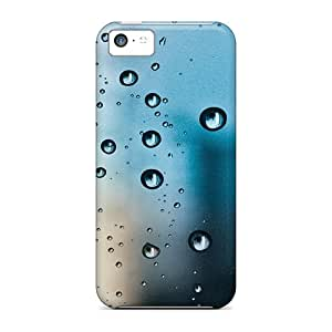 Fashionable UOU33427jsRN Iphone 5c Cases Covers For Rain Drop Window Protective Cases