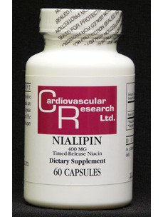 (Ecological Formulas Nialipin 400Mg (Time Release) 60 Caps)